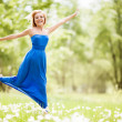 Happy woman — Stock Photo #11421813