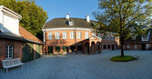 The Royal Manor Ledaal in Stavanger, Norway — Stock Photo