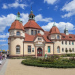 Therapeutic spa in Sopot, Poland — Stock Photo