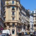Charming streets of Paris — Stock Photo #11431357