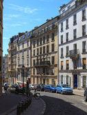 Charmantes rues de paris — Photo