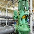 Water pumping station — Stock Photo #11496378