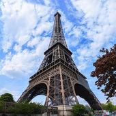 Eiffel tower — 图库照片