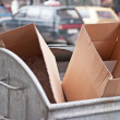 Trash can — Stock Photo #11743317