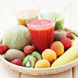 Fruity shake — Foto Stock