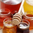 Lots of honey — Stock Photo