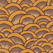 Pastel natural hecho de patrones sin fisuras — Vector de stock