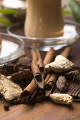 Masala chai — Foto de Stock