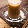 Masala chai — Stock Photo
