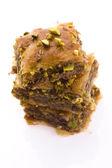Baklava - desierto dulce tradicional de oriente medio — Foto de Stock