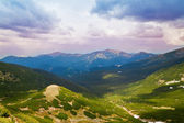 Low Tatras — Stock Photo