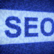 Seo screen — Stock Photo #11910601