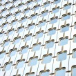 Royalty-Free Stock Photo: Skyscraper with many windows