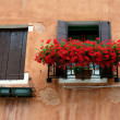 Royalty-Free Stock Photo: Italian shutter windows