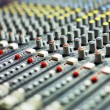 Equipment in audio recording studio — Stock Photo #11966916