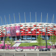 Warsaw stadium — Stock Photo #11284359