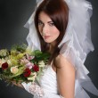 Happy bride — Stock Photo #11309612