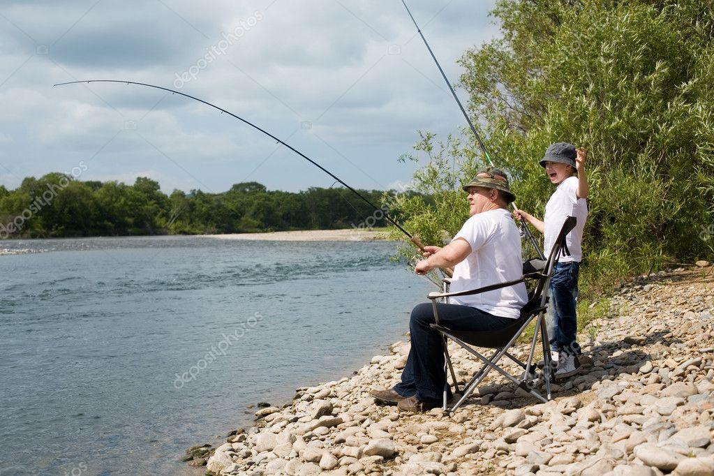 как ходить на рыбалку в июле