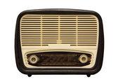 Old radio1 — Stock Photo