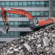Demolition — Stockfoto