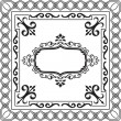 Perfect frame - Stock Vector