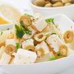 Potato salad — Stock Photo #12048092