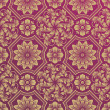 Damask Wallpaper - Stok Vektör