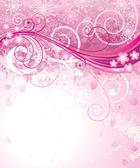 Rosa de primavera — Vector de stock