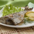 Baked Sea Bream — Stock Photo #11187397