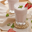 Strawberry shake — Stock Photo #10820328