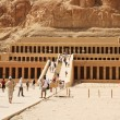 Stock Photo: Temple of Queen Hatshepsut