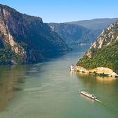 铁闸多瑙河 — 图库照片