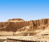 Temple of Queen Hatshepsut — Stock Photo