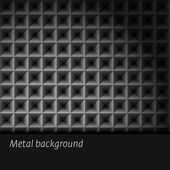 Metal background — Stock Vector