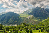 Pyrenees mountain views from Taull, Catalonia, Spain — Stock Photo