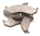 Brake pad — Stock Photo