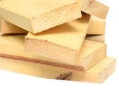 Tablones de madera — Foto de Stock