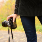 Camera — Stock Photo