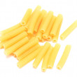 Raw pasta - Stock Photo