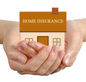 Home insurance — Stock Photo