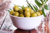 橄榄 — 图库照片