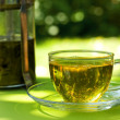Green tea — Stock Photo #11551364