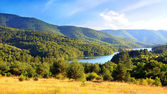 Bulgarian lake — Stock Photo