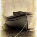Vintage boat — Stock Photo