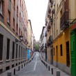 Madrid narrow alley 02 — Stock Photo