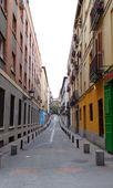 Madrid narrow alley 02 — Stock Photo