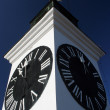 Big clock tower — Stock Photo