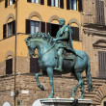 Florence, Piazza della Signoria — Stock Photo #10784331