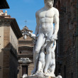 Florence - Statue of Neptune — Stock Photo #10784336