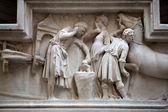Firenze - chiesa di orsanmichele — Foto Stock